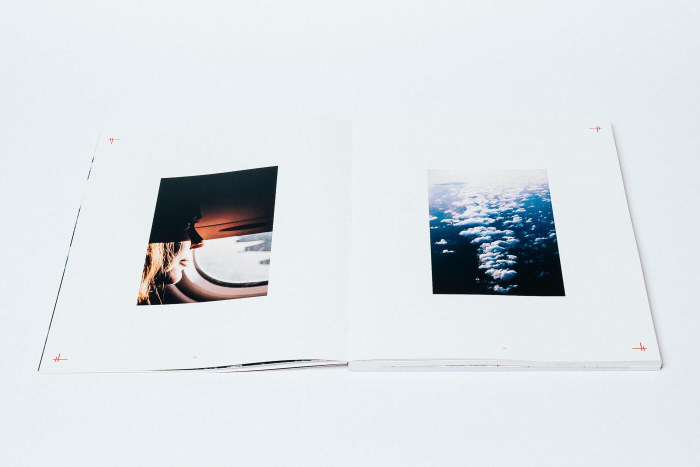 Fotobuch no shoes beyond this point Milan Soremski Soremski Design, Fotografie und Film